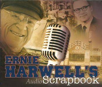 Ernie Harwell's Audio Scrapbook Cover
